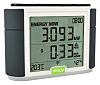 Efergy ELC-CT Elite LCD Digital Power Meter, 4-Digits,