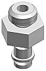 SMC 2 → 8mm Vaccum Pad ZPT1-B5