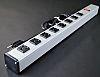Wiremold 4.6m 8 Socket NEMA 5-15R Extension Lead,