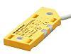 Turck 50.3mm Flush Mount Capacitive sensor, PNP-NO Output,