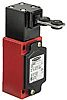 Banner SI-LM40 Safety Interlock Switch, 2NC/2NO, Key Actuator Included, Aluminium Alloy Die-Cast