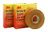 3M Yellow Electrical Insulation Tape, 50.8mm x 33m