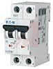 Eaton xEffect 20A MCB Mini Circuit Breaker2P Curve C, Breaking Capacity 10 kA, 240 → 415V