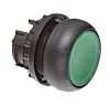 Eaton, M22 Illuminated Green Push Button, 22mm Momentary