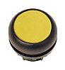 Eaton, M22 Non-illuminated Yellow Push Button, 22mm Momentary