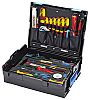 Gedore 36 Piece Electricians Tool Kit with Pouch, VDE Approved