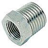 SMC Pneumatic Straight Threaded Adapter, R 1/2 Male