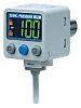 SMC ISE80, R 1/4 Druckschalter für Nicht korrosive Flüssigkeit, 12 to 24V dc, max. +1 MPa