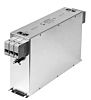 Schaffner, FN258 75A 3 x 480/277 V ac 0 → 60Hz, Chassis Mount RFI Filter, Terminal Block 3 Phase