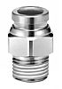 SMC Pneumatic Quick Connect Coupling Stainless Steel