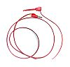 5A Red Test lead, Male, 300V Rating -