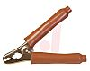 Mueller Electric Crocodile Clip, Copper-Plated Steel Contact,