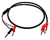 Mueller Electric 4 mm Test lead With Spring