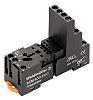 Weidmuller 4PDT Interface Relay Module, Screw Terminal ,