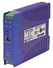 Chinfa DRA18 DIN Rail Power Supply with Internal Input Filter 90 → 264V ac Input Voltage, 24V dc Output Voltage,