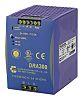 Chinfa DRA300 DIN Rail Power Supply with Auto Select Input Voltage, Self Components Design 90 → 264V ac Input