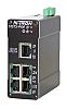 Red Lion Unmanaged Ethernet Switch, 5 RJ45 port