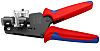 Knipex 195 mm Wire Stripper, 0.03mm → 2.08mm