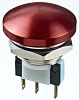 2-pole on-off switch Momentary Push Button Switch, IP65,