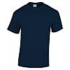 RS PRO Navy Men's Cotton Short Sleeved T-Shirt,