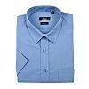 RS PRO Blue Men's Cotton, Polyester Short Sleeved