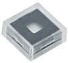 Black Tactile Switch for use with Illuminated Tactile