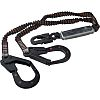 Delta Plus 2m Fall Arrest Lanyard Karabiner