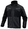 Delta Plus Grey Elastane, Polyester Work Jacket, M