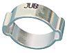 Jubilee Mild Steel O Clip, 6mm Band Width,