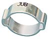 Jubilee Stainless Steel O Clip, 7.5mm Band Width,