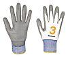 Honeywell SPERIAN Polyurethane Coated Work Gloves, Size 9