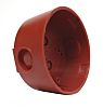 RS PRO IP65 Rated Red Deep Base for