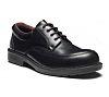 Dickies Executive Black Men Toe Cap Safety Shoes,