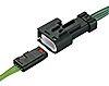 JST, SAC Automotive Connector Plug 4 Way, Crimp