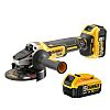 DeWALT 125mm Cordless Angle Grinder, UK Plug