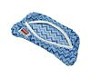 290 x 120mm Blue microfibre Mop Head