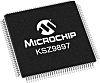 Microchip KSZ9897RTXC Ethernet Switch IC, 10 Mbit/s, 100