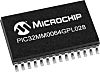 Microchip PIC32MM0064GPL028-I/SO, 32bit microAptiv UC 32 bit