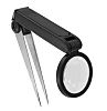 RS PRO Handheld Magnifier, 1.75x x Magnification, 30mm