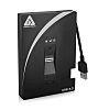 Apricorn Aegis Bio 3 Black 500 GB Portable