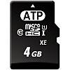ATP 4 GB MicroSDHC Card Class 10, UHS-1 U1