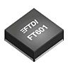 FTDI Chip FT601Q-B-T, USB Bridge IC, USB 2.0,