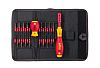 Wiha Tools Driver Bit Set 18 Pieces, Hexagon,