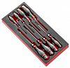 Facom Standard Phillips Screwdriver Set 8 Piece