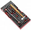 Facom 7 Piece Maintenance Foam Inlay Tool Kit