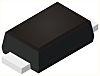 ROHM, 3.7V Zener Diode 1 W SMT 2-Pin
