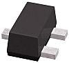 ROHM 30V 100mA, Dual Schottky Diode, 3-Pin SOT-416FL