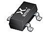 Nexperia, 4V Zener Diode ±5% 250 (Total Power