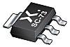 Nexperia BCP56-16TX NPN Transistor, 1 A, 80 V,