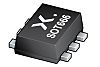 P-Channel MOSFET, -0.17 A, -50 V, 6-Pin SOT-666